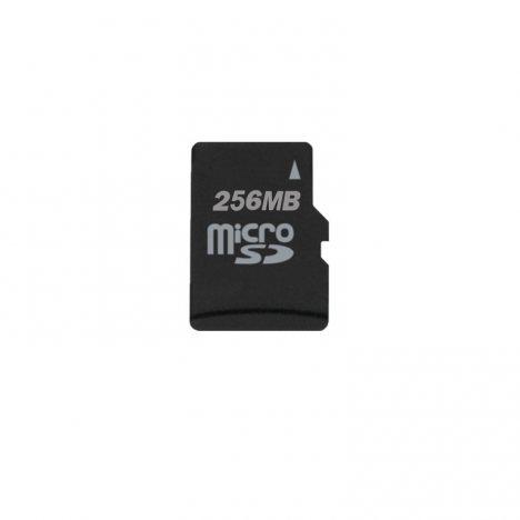 Карта памяти microSD 256Mb