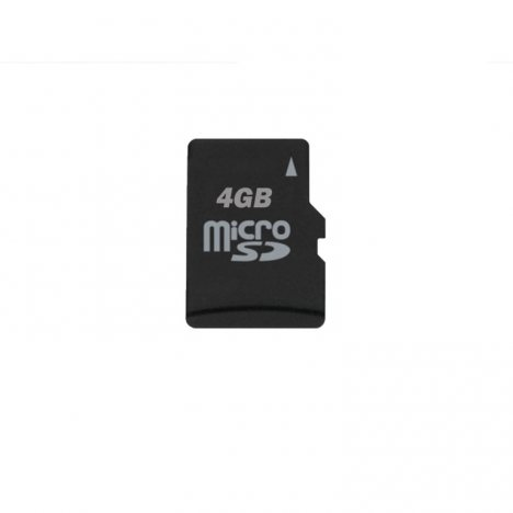 Карта памяти microSD 4Gb