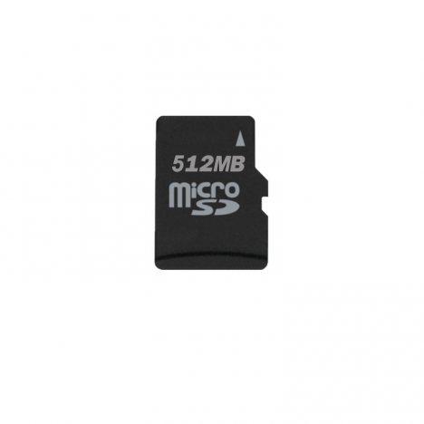 Карта памяти microSD 512Mb