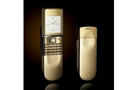 Nokia 8800 и Nokia 8800 Sirocco