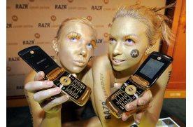 Золотая эпоха раскладушек Motorola