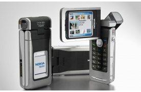 Дизайнерские телефоны Nokia