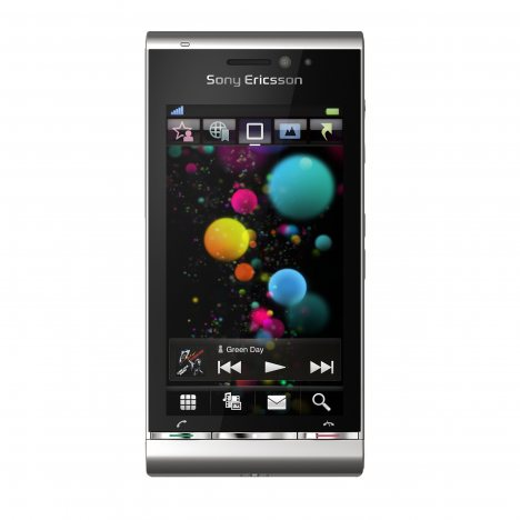 Sony Ericsson Satio (U1i)