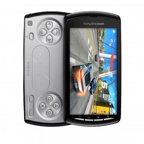 Sony Ericsson Xperia Play (R800)