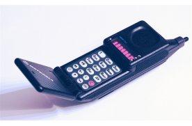 Первая в мире раскладушка - Motorola MicroTac