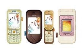 Как линейка телефонов Nokia L`Amour Collection покоряла девичьи сердца