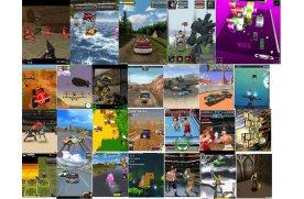 Популярные Java игры для кнопочных телефонов