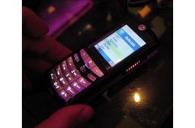 История самого музыкального телефона Motorola E398